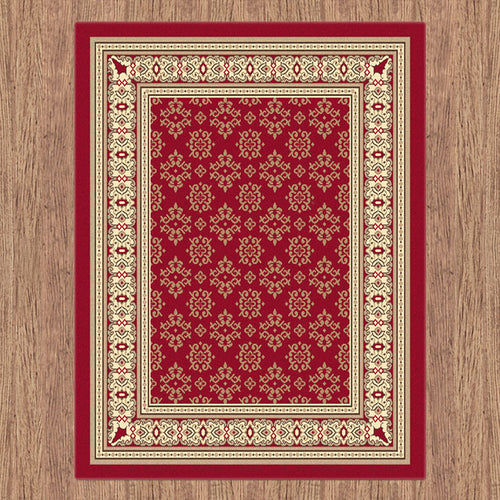 Budget Collection 6334 Red
