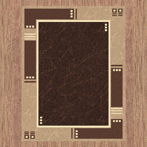 Budget Collection 6336 Brown