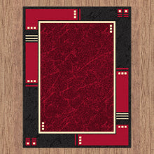 Budget Collection 6336 Red