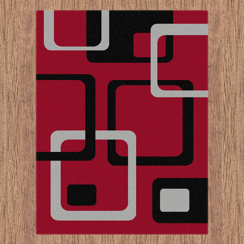 Budget Collection 6567 Red