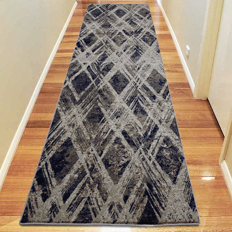 Eternity Collection 913 Ash Hallway Runner