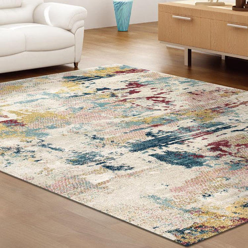 Urban Soft 669 Green Multi Rug