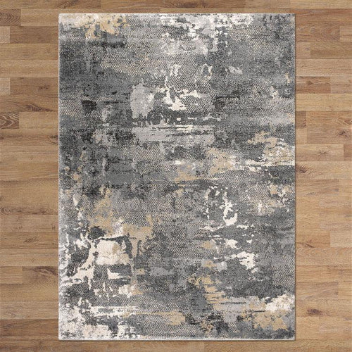 Urban Soft 669 Grey Rug