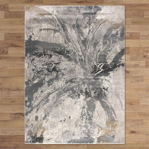 Urban Soft 676 Grey  Rug