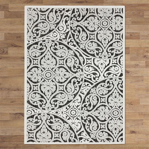 Outdoor Valley 2052  Grey Rug