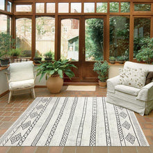 Outdoor Valley 2053 Light Grey Rug