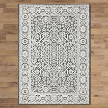 Outdoor Valley 2097  Grey Rug