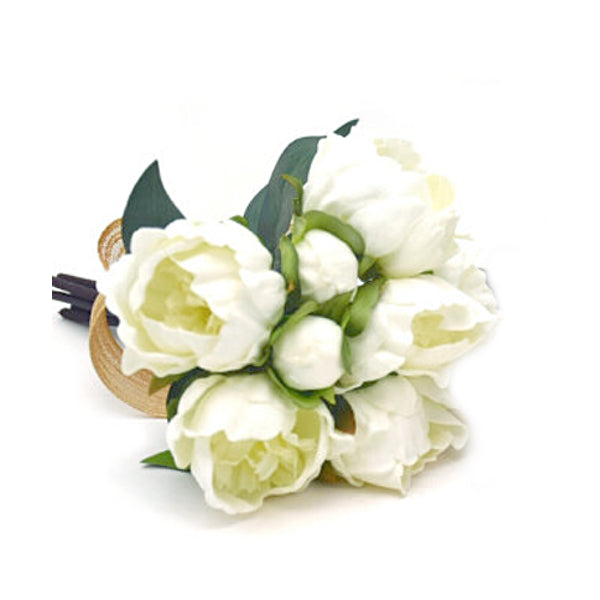 Stemple Real Touch Artificial Flowers Peonies by the stem available in white,pink,raspberry,lavender and robin egg. Great prices, free domestic shipping.