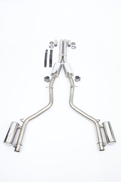 "2011 - 2014 - 3"" DODGE CHARGER R/T - CATBACK EXHAUST"