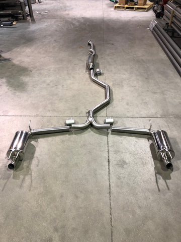 NEW! 2018 Honda Accord Sport 2.0T Frontpipe-Back Exhaust