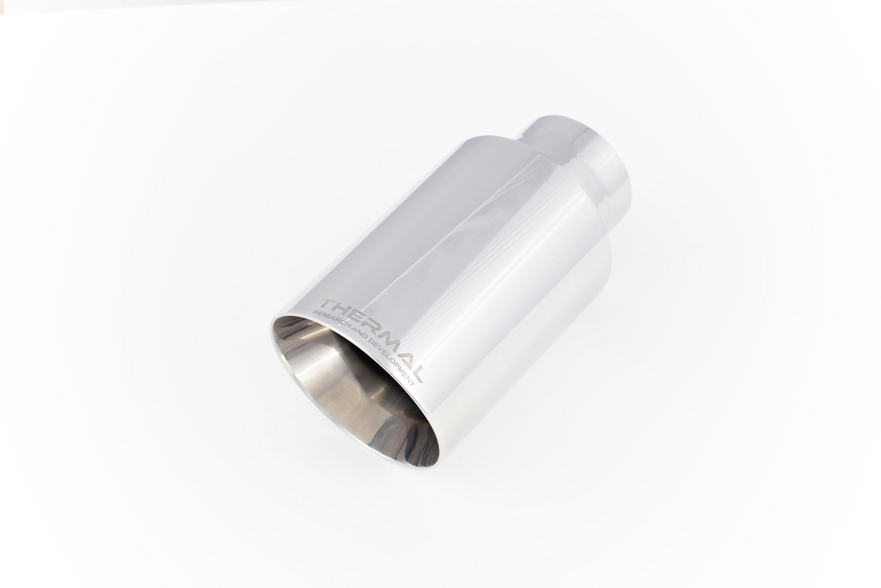 "Thermal Tip 4"" Dia x 8"" Long x 2 1/2"" Inlet - Angle"