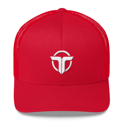 Thermal R&D Trucker Cap Red