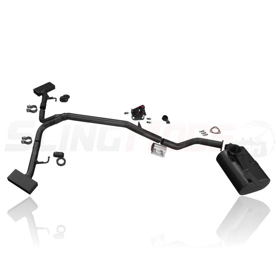 Polaris SlingShot Touring Cat-back Exhaust (2015-2019)
