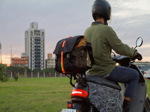 How To Carry Anything Safely on a Motorcycle or Bicycle | WRAPTIE