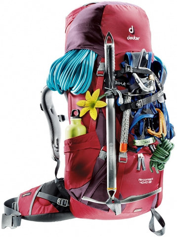 Fully Loaded Backpack with Straps