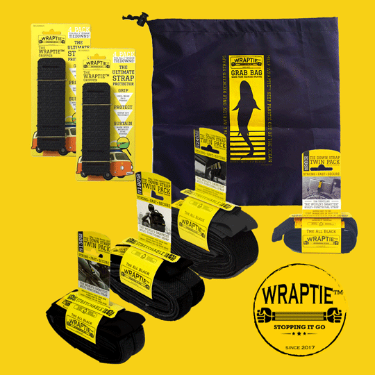 The WRAPTIE Expedition Bundle
