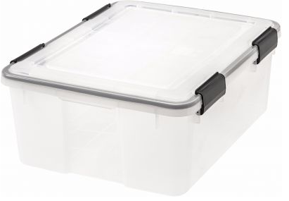 Plast Box Storage