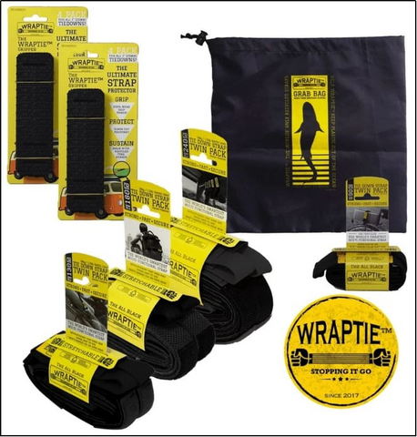 wraptie package