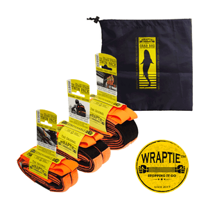"The ""SIX PACK"" Bundle (Wholesale) - WRAPTIE"