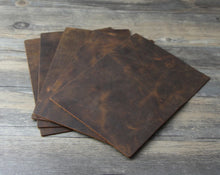 Junetree cowhide leather thick genuine leather raw material DIY leather 1.8-2.0 mm