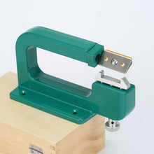 Junetree Craft Leather Paring Machine Edge Skiving Leather Splitter Skiver Peeler 30mm LEATHER SPLITTER