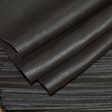 Wax horse leather black thick 1.4-1.6mm first layer genuine leather raw material leather diy traveler