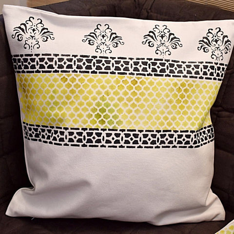 Cushion Covers - Block Printed Palace Celebration Set of 3