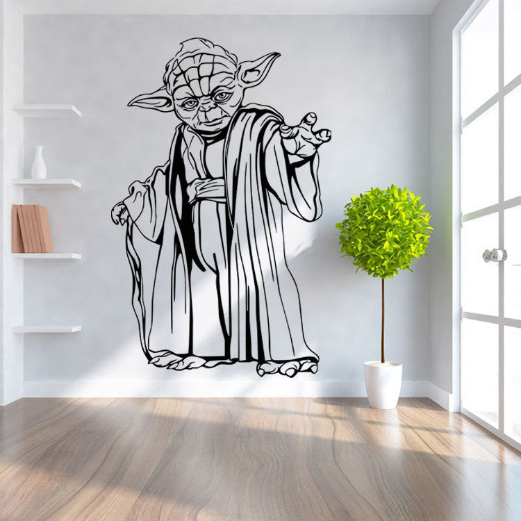 Zy8559 Movie Star Wars Starwars Cartoon Home Decor Living Room