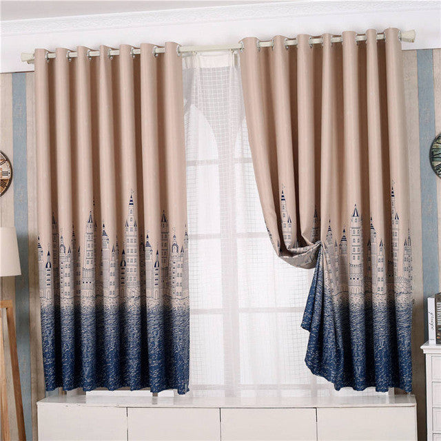 20 models of Modern full blackout curtains thick short for Living Room  Window curtain Bedroom kitchen short curtain Specials