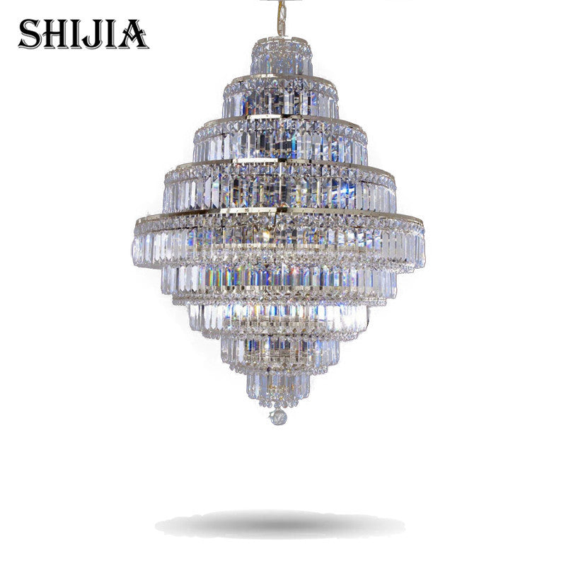 chandelier light fixtures. Top Luxury Big Europe Large Gold Luster K9 Crystal Chandelier Light Fixture Classic Fitment For Hotel Lounge Decoratiion Fixtures