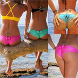 Little Bow Tie Bikini Bottoms