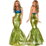 Princess Mermaid Halloween Costume
