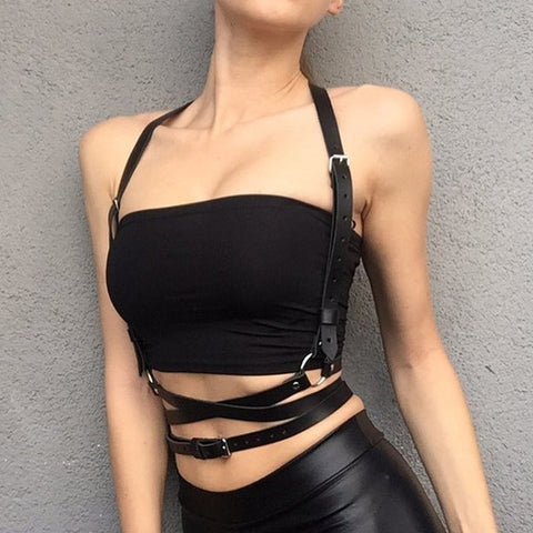 Tammy Strappy Body Harness