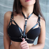 Grace Strappy Harness Bra