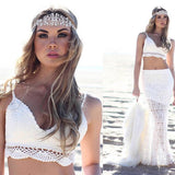 Natalia Crotchet Summer Crop Top