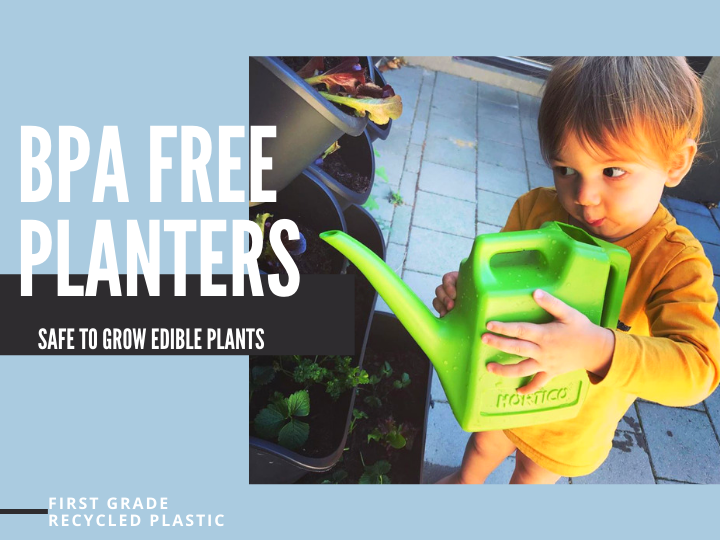 Is your Garden BPA free?
