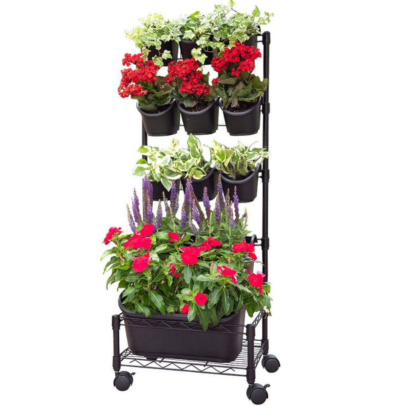 Mobile Green Wall, Single Frame