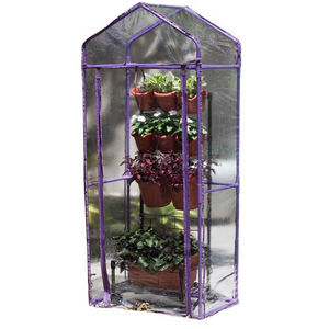 Greenhouse for Mobile Green Wall
