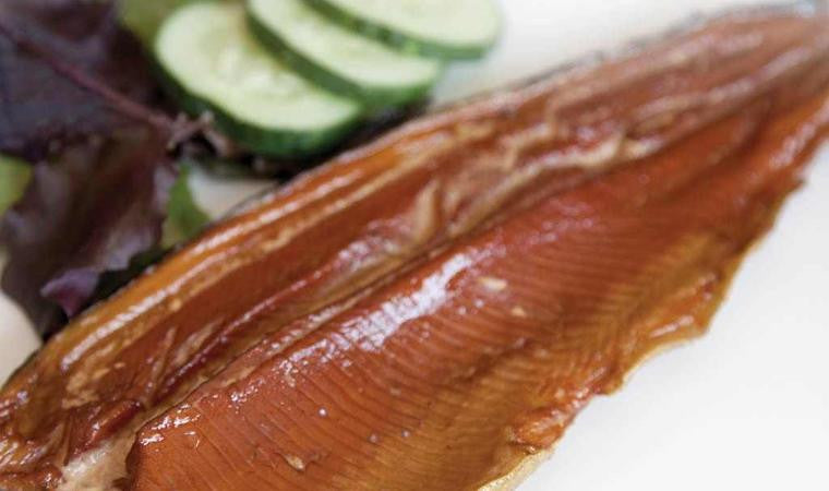 Smoked Rainbow Trout