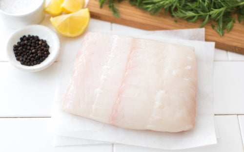 Fresh Wild Alaskan Halibut