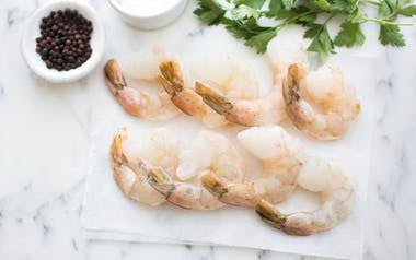 Wild Gulf Shrimp, Peeled 21-25 size (Frozen)