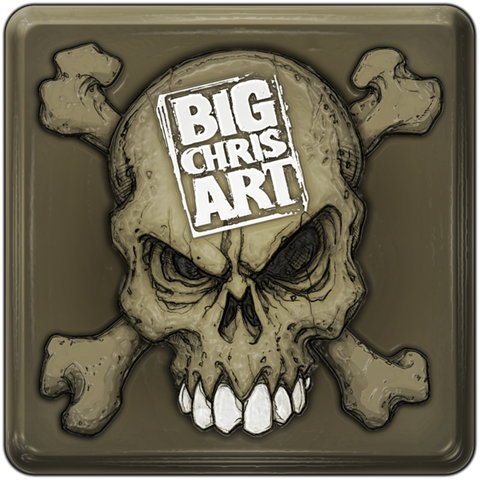 Big Chris Art