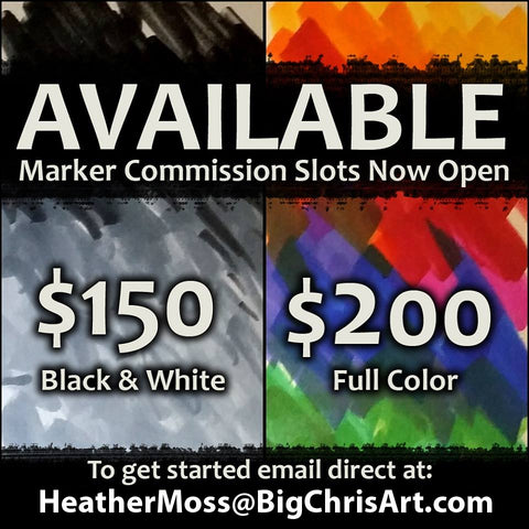 Commission Anything You Want!!!!!