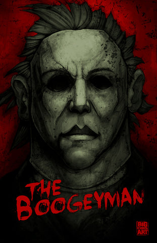 Michael Meyers - The Boogieman