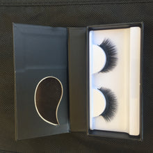 #18 - 3D MINK EYE LASHES (CRUELTY FREE)