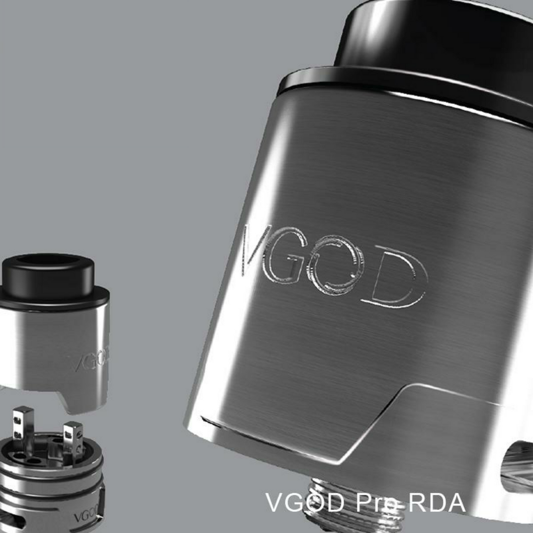 VGOD Pro Drip RDA- Stainless