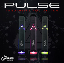 Limitless Mod Co. Pulse Pod Vape Pen