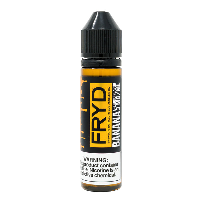 Banana 60ML By FRYD E-Liquid - Single