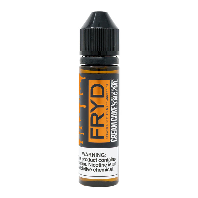 Cream Cake 60ML By FRYD E-Liquid - Single