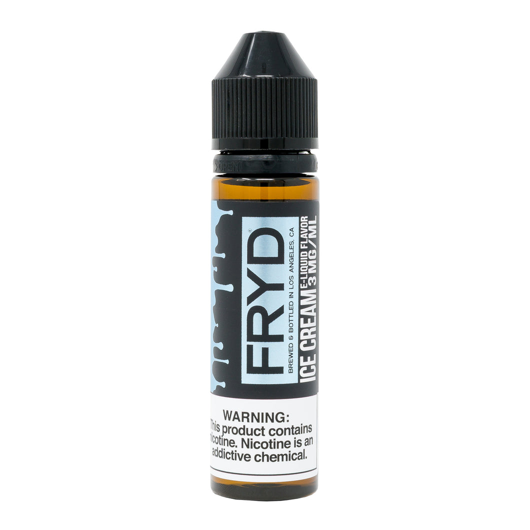 Ice Cream 60ML By FRYD E-Liquid - Single